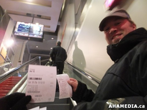 38 AHA MEDIA at The Hobbit premier in Vancouver