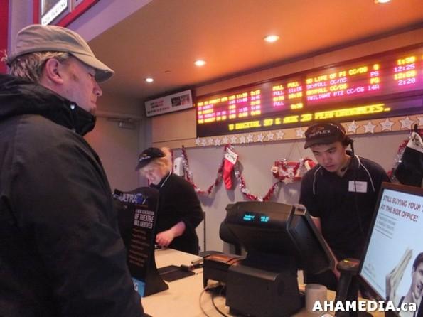 4 AHA MEDIA at The Hobbit premier in Vancouver