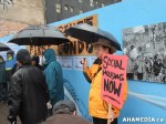 40 AHA MEDIA at Rally for No Condos at Pantages Theatre inVancouver