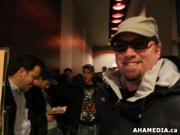44 AHA MEDIA at The Hobbit premier in Vancouver