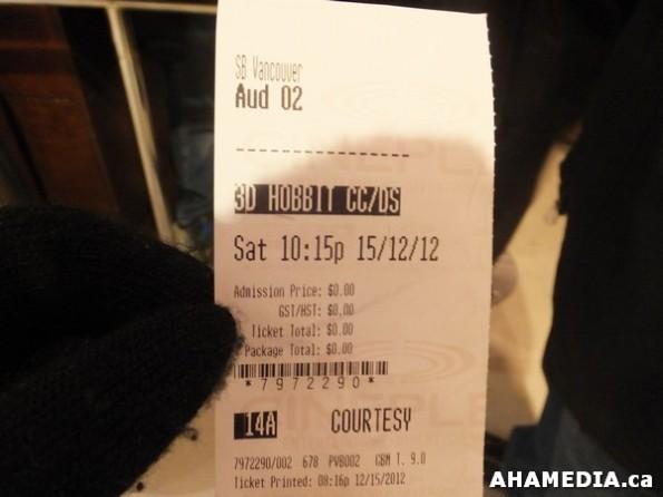 47 AHA MEDIA at The Hobbit premier in Vancouver
