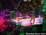 49 AHA MEDIA at Bright Nights - Stanley Park Christmas Train 2012 in Vancouver