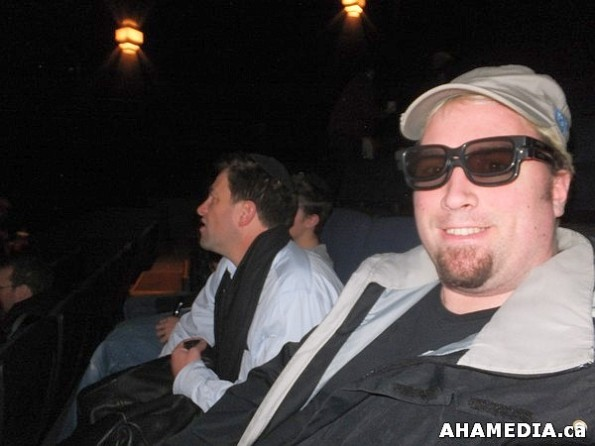 50 AHA MEDIA at The Hobbit premier in Vancouver