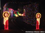 51 AHA MEDIA at Bright Nights - Stanley Park Christmas Train 2012 in Vancouver