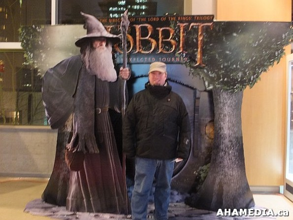 6 AHA MEDIA at The Hobbit premier in Vancouver