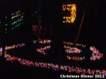 61 AHA MEDIA at Bright Nights - Stanley Park Christmas Train 2012 in Vancouver