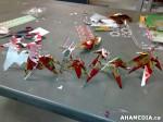 7 AHA MEDIA at Yoko Tomita's Christmas Origami workshop inVancouver