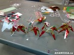 7 AHA MEDIA at Yoko Tomita's Christmas Origami workshop in Vancouver