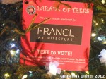 72 AHA MEDIA at Bright Nights – Stanley Park Christmas Train 2012 inVancouver