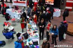 73 AHA MEDIA at Community Christmas Craft Fair in Vancouver