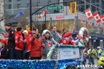 74 AHA MEDIA at Santa Claus Parade 2012 in Vancouver