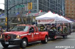 78 AHA MEDIA at Santa Claus Parade 2012 in Vancouver