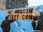 8 AHA MEDIA at Rally for No Condos at Pantages Theatre in Vancouver