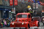 80 AHA MEDIA at Santa Claus Parade 2012 in Vancouver