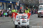 85 AHA MEDIA at Santa Claus Parade 2012 in Vancouver