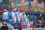 87 AHA MEDIA at Santa Claus Parade 2012 in Vancouver