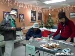 9 AHA MEDIA at Yoko Tomita's Christmas Origami workshop in Vancouver