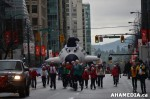 90 AHA MEDIA at Santa Claus Parade 2012 in Vancouver