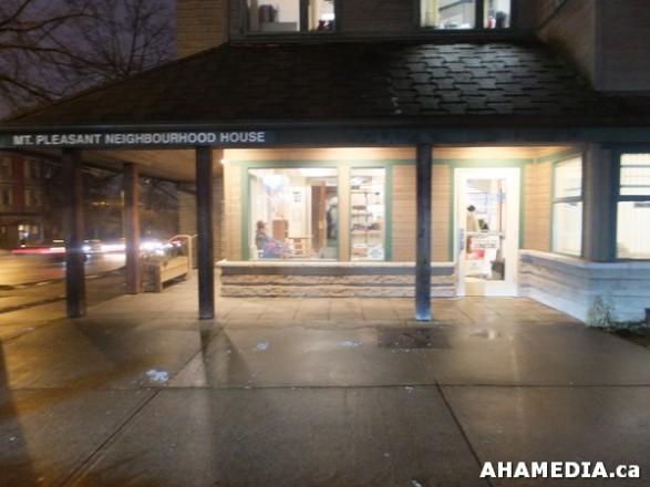 1 AHA MEDIA sees Scott Clark of ALIVE speak on Idle No More at Mount Pleasant Neighbourhood House in