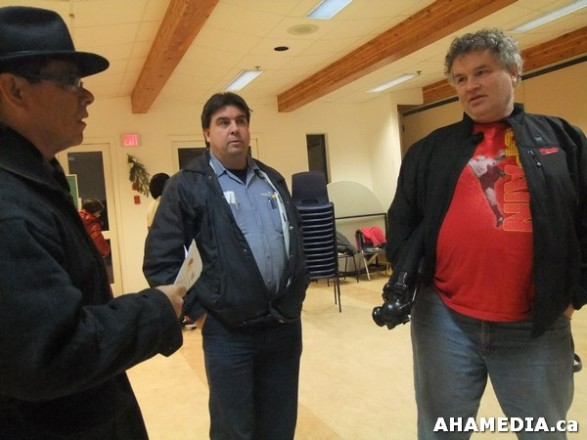 11 AHA MEDIA sees Scott Clark of ALIVE speak on Idle No More at Mount Pleasant Neighbourhood House in