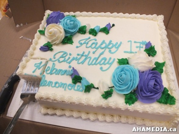11 AHAMEDIA at Birthday Party and End of 30 Hr Fast for Idle No More