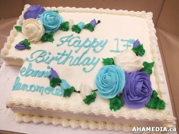12 AHAMEDIA at Birthday Party and End of 30 Hr Fast for Idle No More