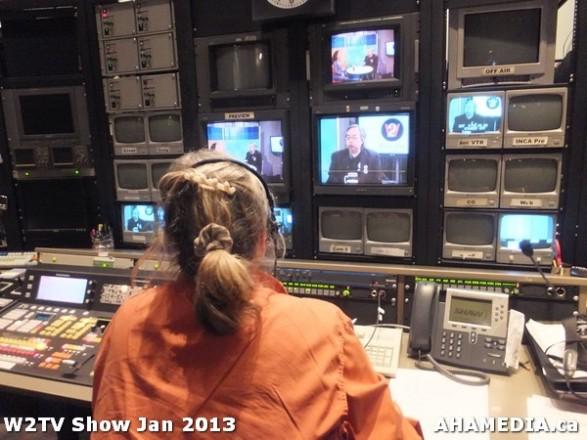 15 AHA MEDIA at W2TV Show taping Jan 20 2013 at Shaw Studios