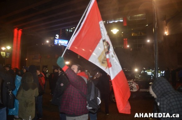 16 AHA MEDIA at Idle No More Flash Mob against Oprah Winfrey's Show in Vancouver