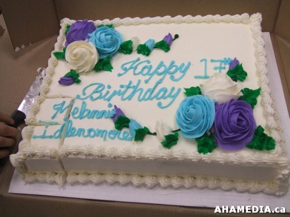 1b AHAMEDIA at Birthday Party and End of 30 Hr Fast for Idle No More