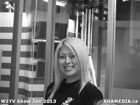 28 AHA MEDIA at W2TV Show taping Jan 20 2013 at Shaw Studios