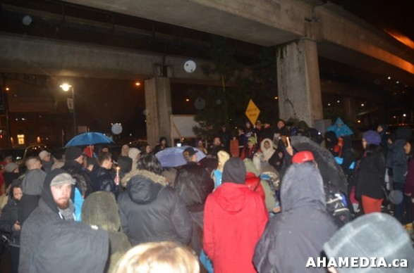 29 AHA MEDIA at Idle No More Flash Mob against Oprah Winfrey's Show in Vancouver