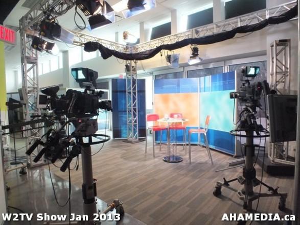 29 AHA MEDIA at W2TV Show taping Jan 20 2013 at Shaw Studios