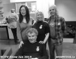 3 AHA MEDIA at W2TV Show taping Jan 20 2013 at Shaw Studios