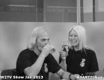 37 AHA MEDIA at W2TV Show taping Jan 20 2013 at Shaw Studios