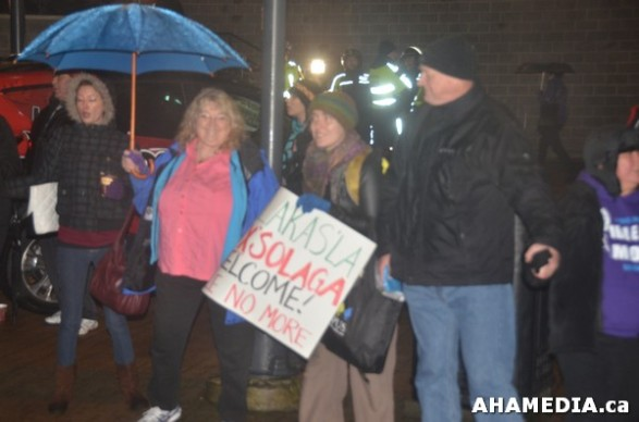 39 AHA MEDIA at Idle No More Flash Mob against Oprah Winfrey's Show in Vancouver