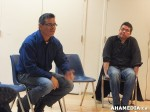 4 AHA MEDIA sees Scott Clark of ALIVE speak on Idle No More at Mount Pleasant Neighbourhood House in