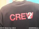 42 AHA MEDIA at W2TV Show taping Jan 20 2013 at Shaw Studios