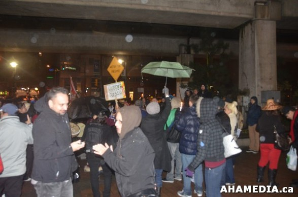 47 AHA MEDIA at Idle No More Flash Mob against Oprah Winfrey's Show in Vancouver