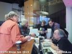 5 AHA MEDIA at W2TV Show taping Jan 20 2013 at Shaw Studios