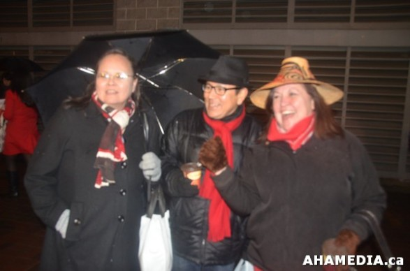 54 AHA MEDIA at Idle No More Flash Mob against Oprah Winfrey's Show in Vancouver