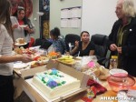 8 AHAMEDIA at Birthday Party and End of 30 Hr Fast for Idle No More