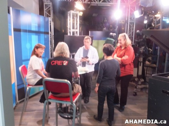 16 AHA MEDIA at W2TV Chinese New Year show in Vancouver
