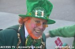 60 AHA MEDIA films St Patrick's Day Parade 2013 in Vancouver