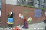 100 AHA MEDIA  and ACCESS TV films Paint Party for Housing in Vancouver