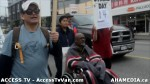 107  AHA MEDIA supports Homeless Dave Hunger Strike to City Hall in Vancouver