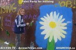 108 AHA MEDIA  and ACCESS TV films Paint Party for Housing in Vancouver