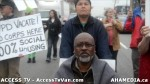 112  AHA MEDIA supports Homeless Dave Hunger Strike to City Hall in Vancouver