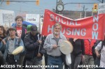 114  AHA MEDIA supports Homeless Dave Hunger Strike to City Hall in Vancouver