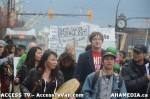 115  AHA MEDIA supports Homeless Dave Hunger Strike to City Hall in Vancouver