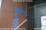 118 AHA MEDIA  and ACCESS TV films Paint Party for Housing in Vancouver